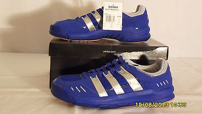 Adidas, Indoor Sports Shoes, Court Magnetic, Children Sport Shoe, Blue