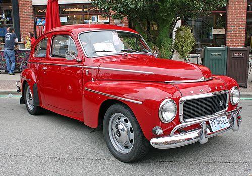 1965 Volvo PV544 2 Door Sport Sedan (2 Of 5)