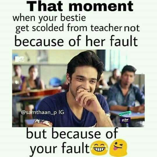 Ya dhokebaaz dost Funniest Funny school jokes Funny school