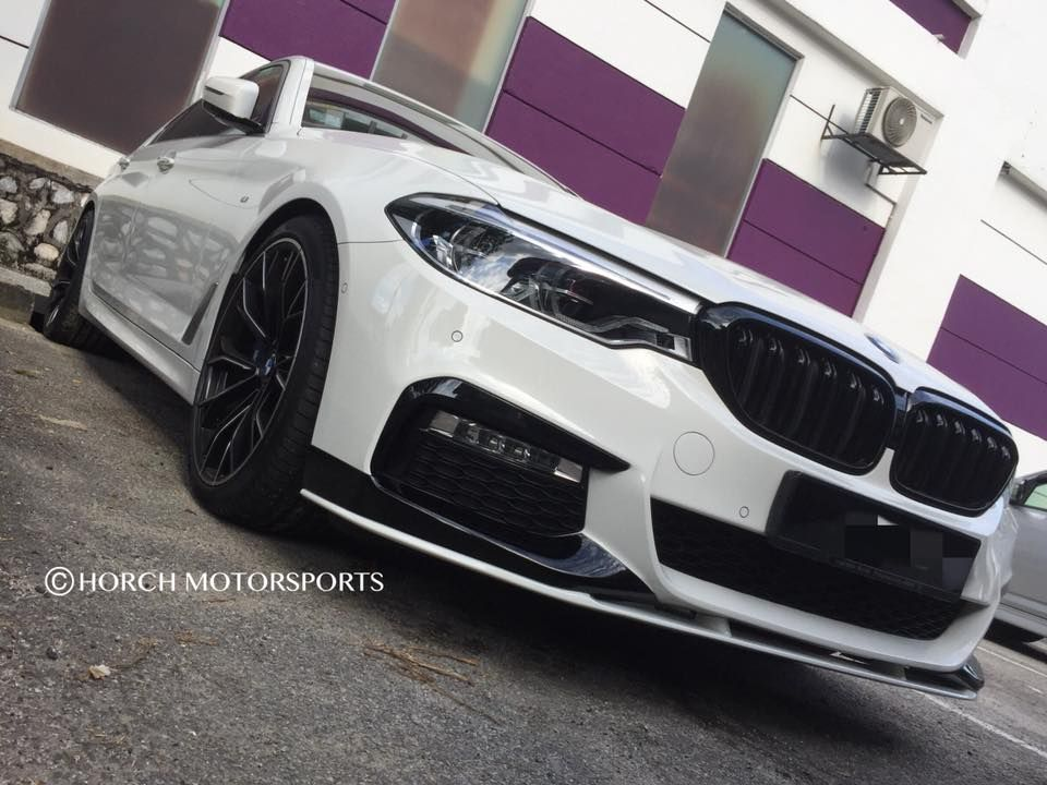 Bmw 5 Series G30 M Performance Body Kit Purchase Installed By