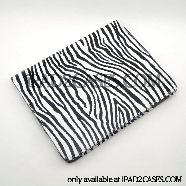The ZebraCase for the iPad 2 - exclusively sold at iPad2Cases.com