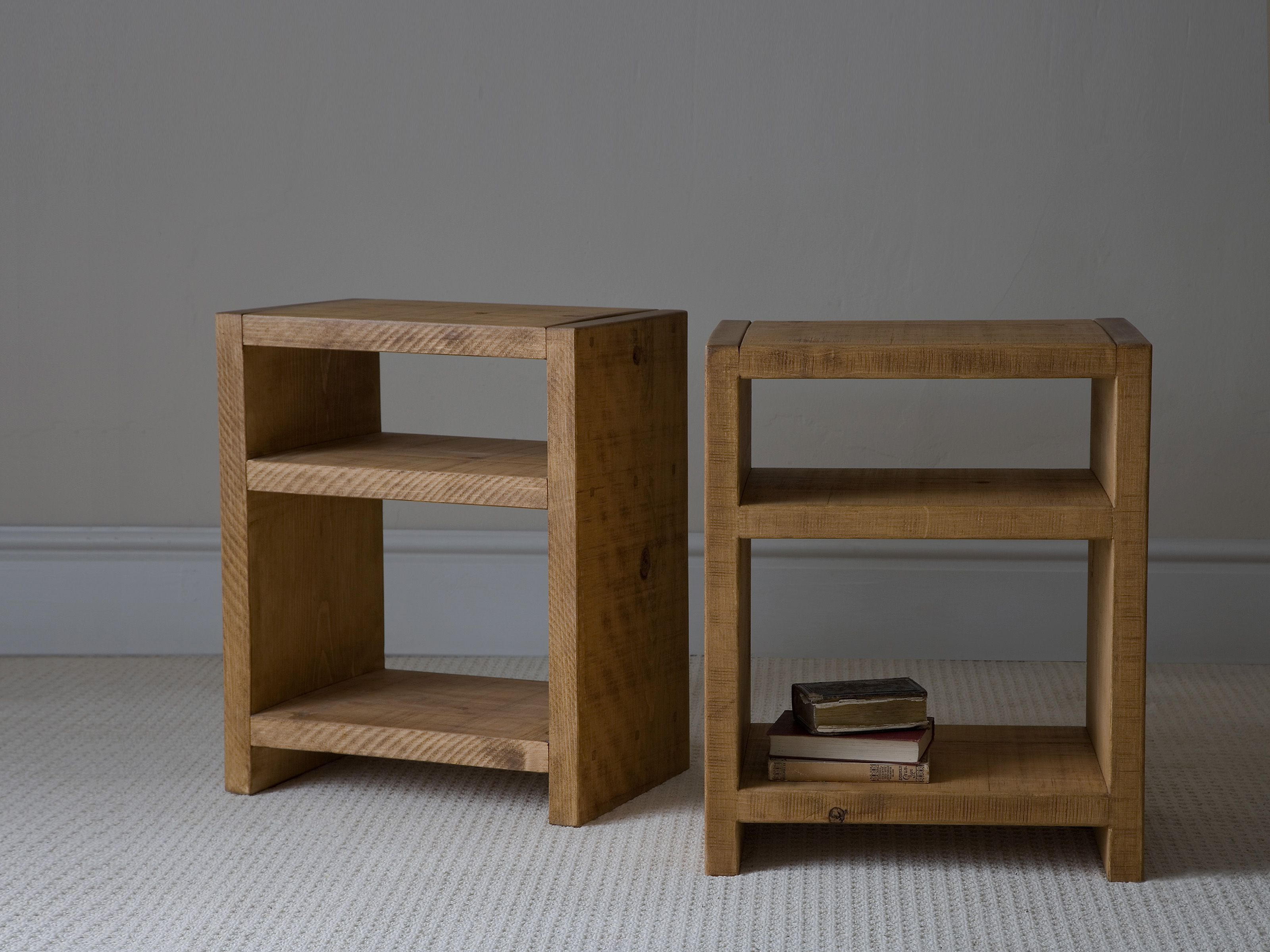 Indigo Furniture Going To Make Each Kid A Bedside Table To Use But Doing It Myself Diy