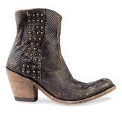 Canela Shortie Boots