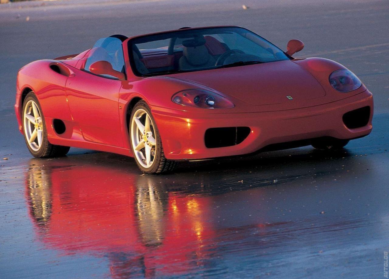 Ferrari 360 Spider 2001