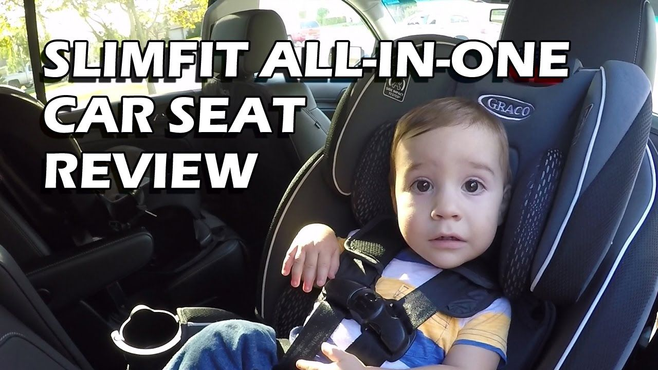 Review Graco SlimFit All In One Convertible Car Seat Maxwell Lethal