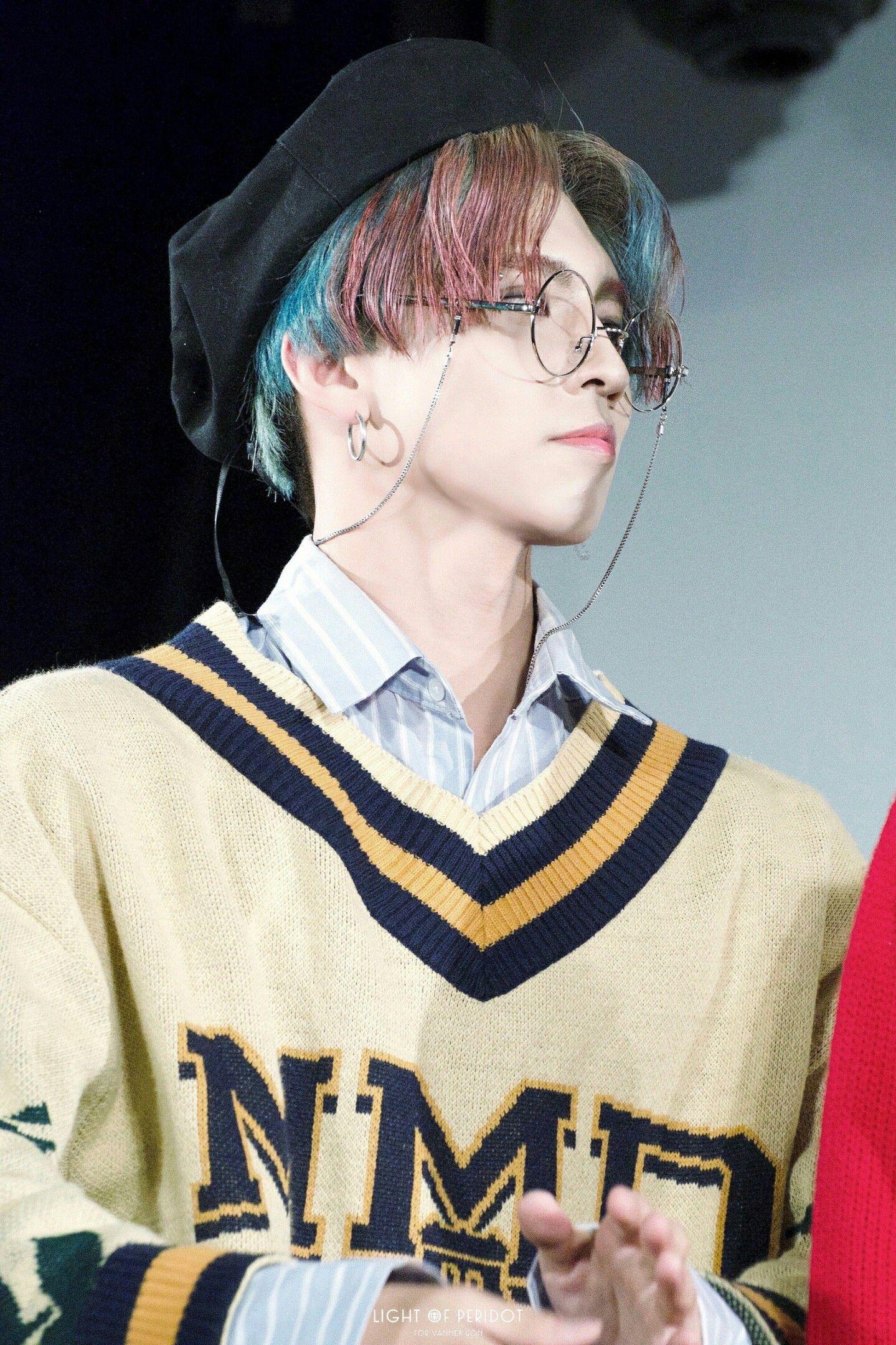 Gon Vanner Boy Groups Korean Music Kpop