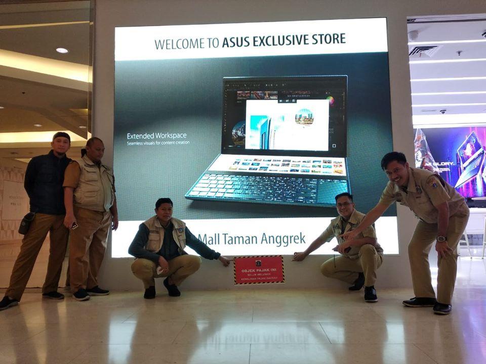 Asus Store Taman Anggrek