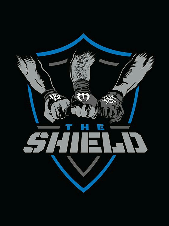 WWE SHIELD new logo Wwe logo, Wwe superstar roman reigns