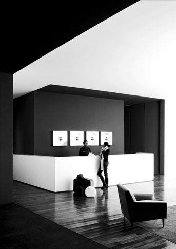 Monochrome Masterpieces Black And White Design Inspiration Black And White Office Black And White Design Design,Builders Design Group