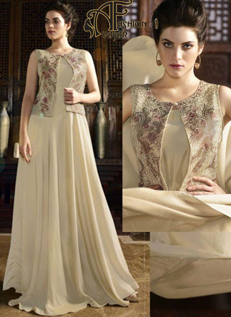 Indian Reception Gown Online | salwarsuit | Pinterest | Indian ...