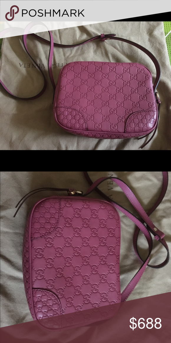 c4dd9bf2670 Brand new Gucci Bree Guccissima Leather Disco Bag Gucci Bree Guccissima  Leather Disco Bag
