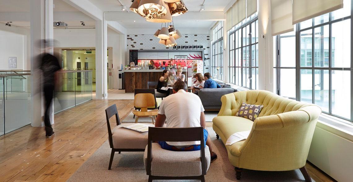 La Nuova Sede Di Asos A Londra Design Ufficio Aziendale Design