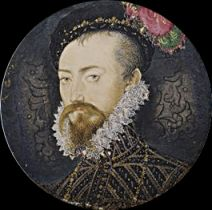 """""""Robert Dudley, The Ladies' Man?"""" Another informative (new) post from Christine Hartweg on the All Things Robert Dudley blog: http://allthingsrobertdudley.wordpress.com/2013/05/21/robert-dudley-the-ladies-man/    IMAGE: Robert Dudley by Nicholas Hilliard, c.1573, a time when he was pursued by two sisters """"far in love with him"""""""