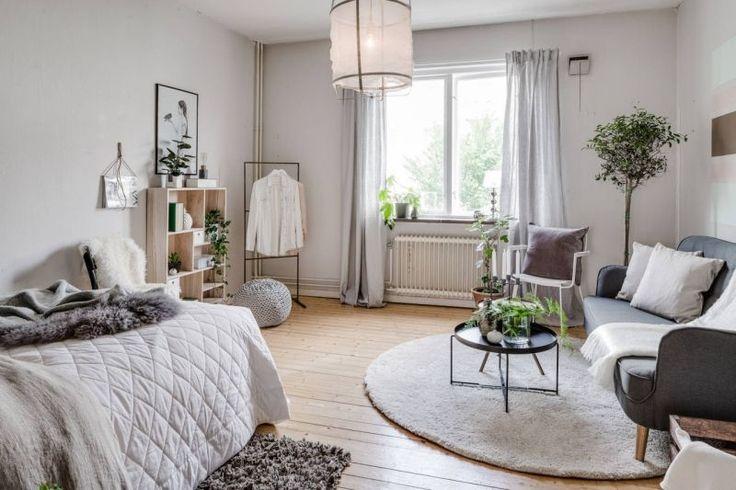 7 unglaublich stilvolle Studio-Apartments (The Edit) - #apartment #Edit #stilvolle #StudioApartments #unglaublich #firstapartment