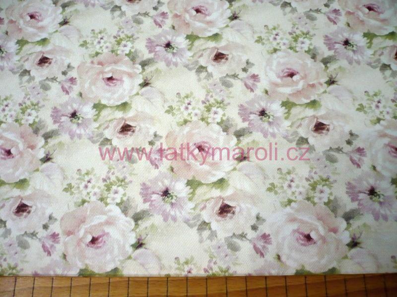 Pastelové růže II  9474327fef4