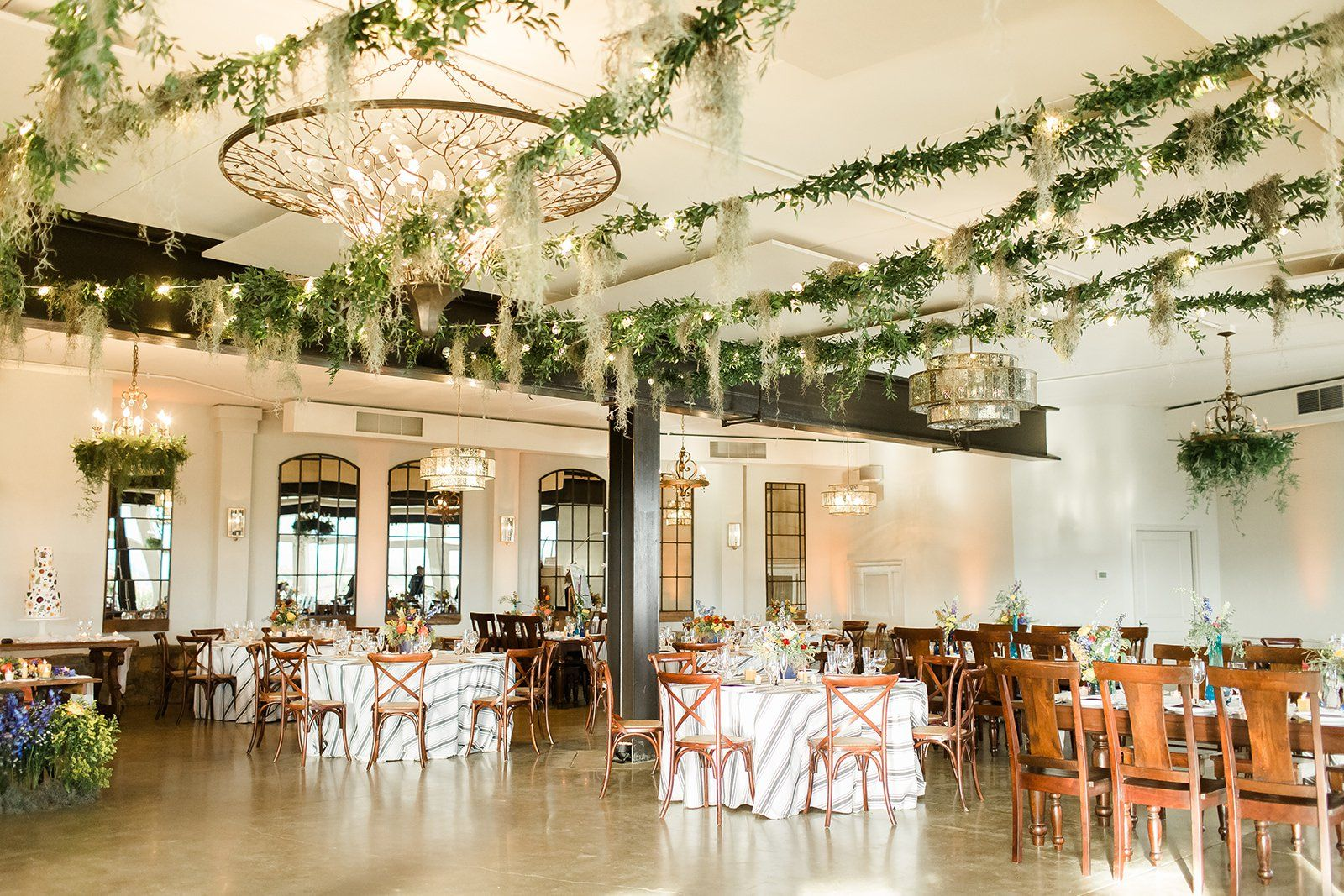This Colorful Stone Tower Winery Wedding Includes a
