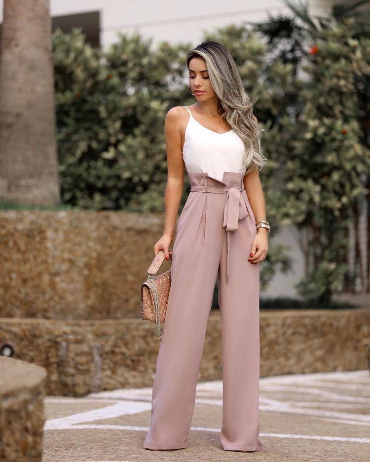51 Blusas De Moda Para Lucir Con Estilo 2020 Moda Pantalones De Moda Mujer Blusas De Moda