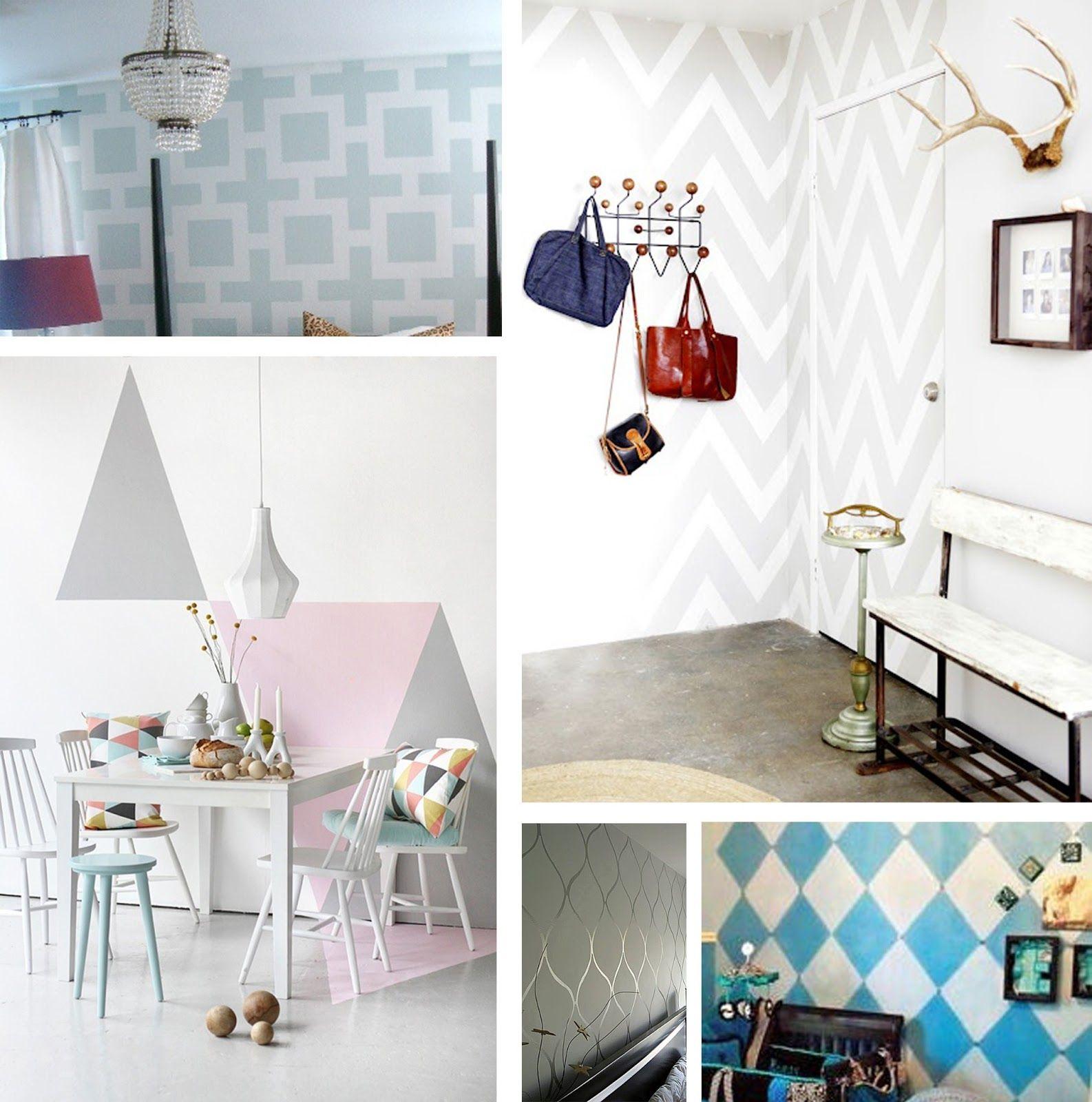 Atrévete a pintar tus paredes | Deco wall, Wall ideas and Future