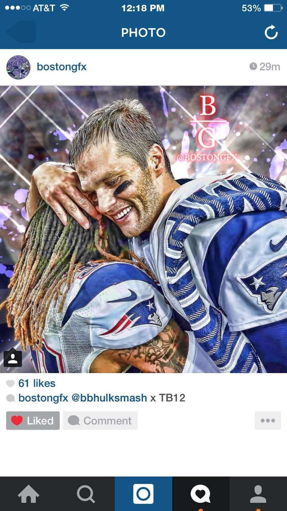 Brandon Bolden On Twitter Patriots Team New England Patriots Superbowl Champions