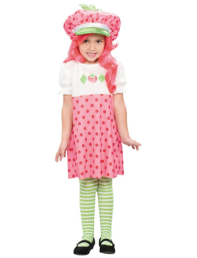 girls-classic-strawberry-shortcake-costume.jpg  sc 1 st  Pinterest & girls-classic-strawberry-shortcake-costume.jpg | halloween costume ...