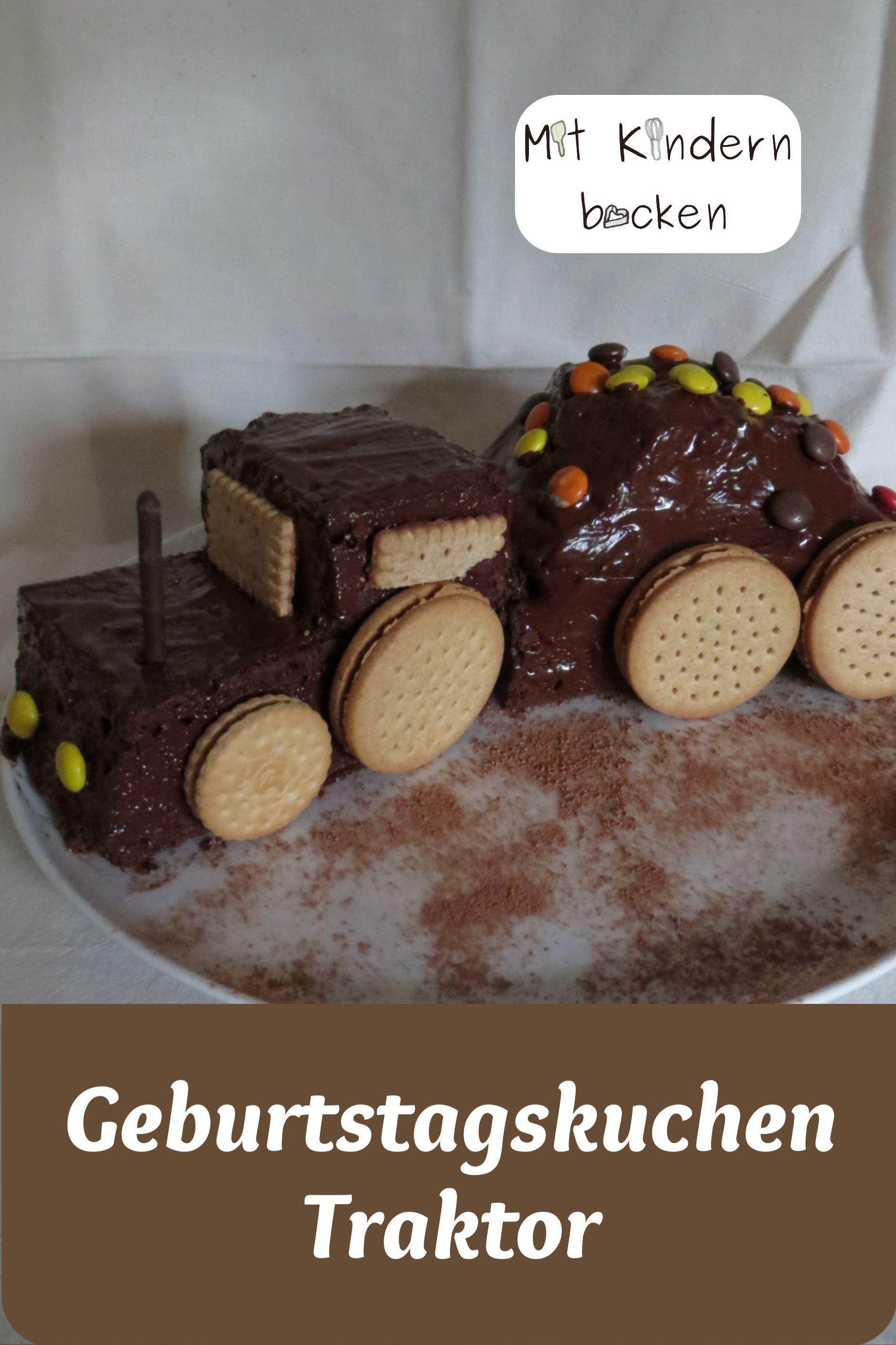 Geburtstagskuchen Traktor In 2020 Kuchen Kindergeburtstag Kuchen Geburtstagskuchen