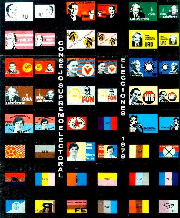 Elecciones del 3-12-1978