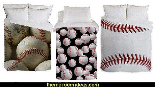 Baseball Bedding Duvets Theme BedroomsBaseball WallAngels