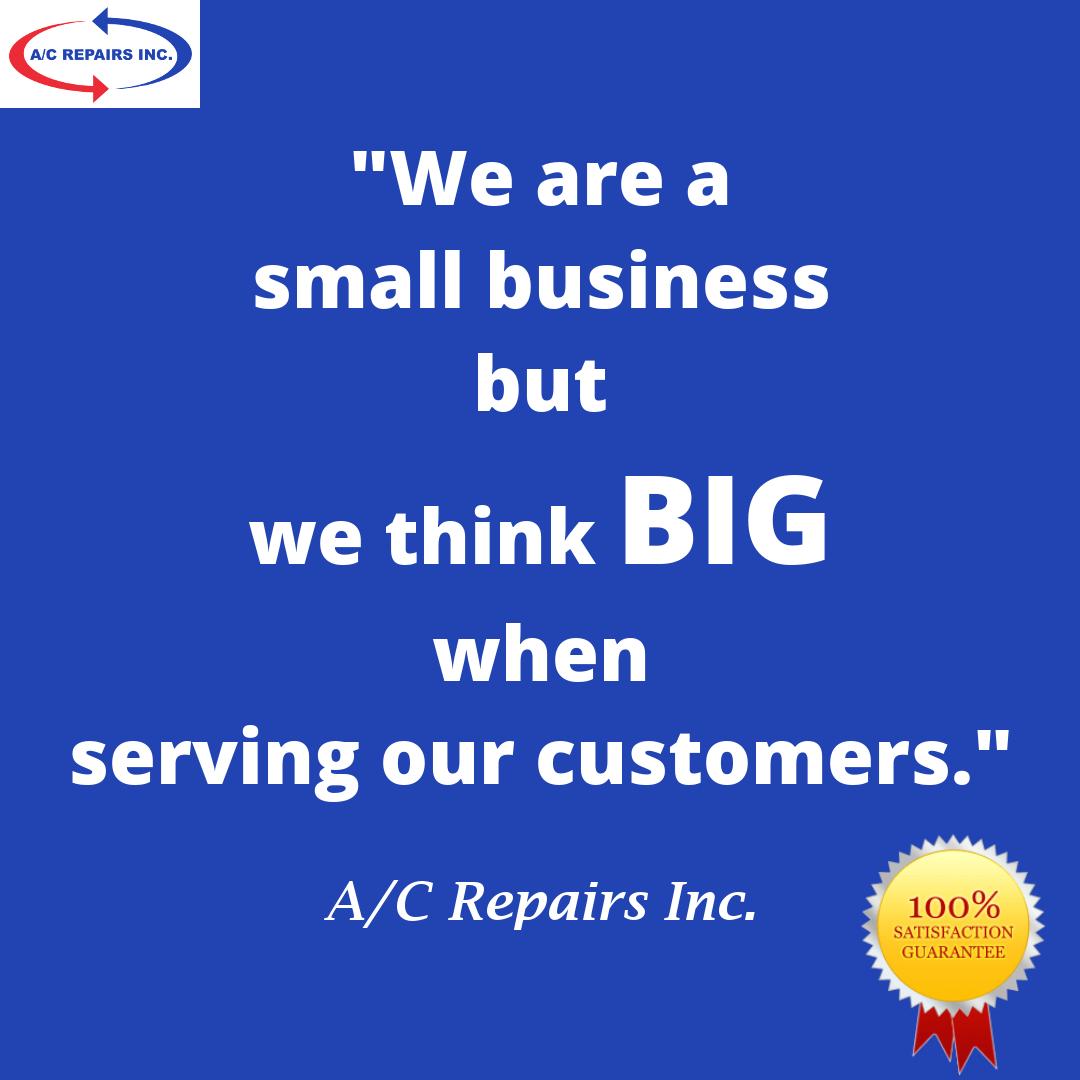 About AC Repairs Inc. Ac repair, Repair, Pasco