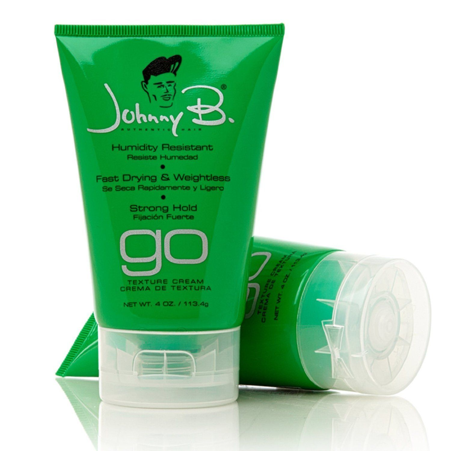 Johnny B GO texture cream Strong Hold >>> This is an