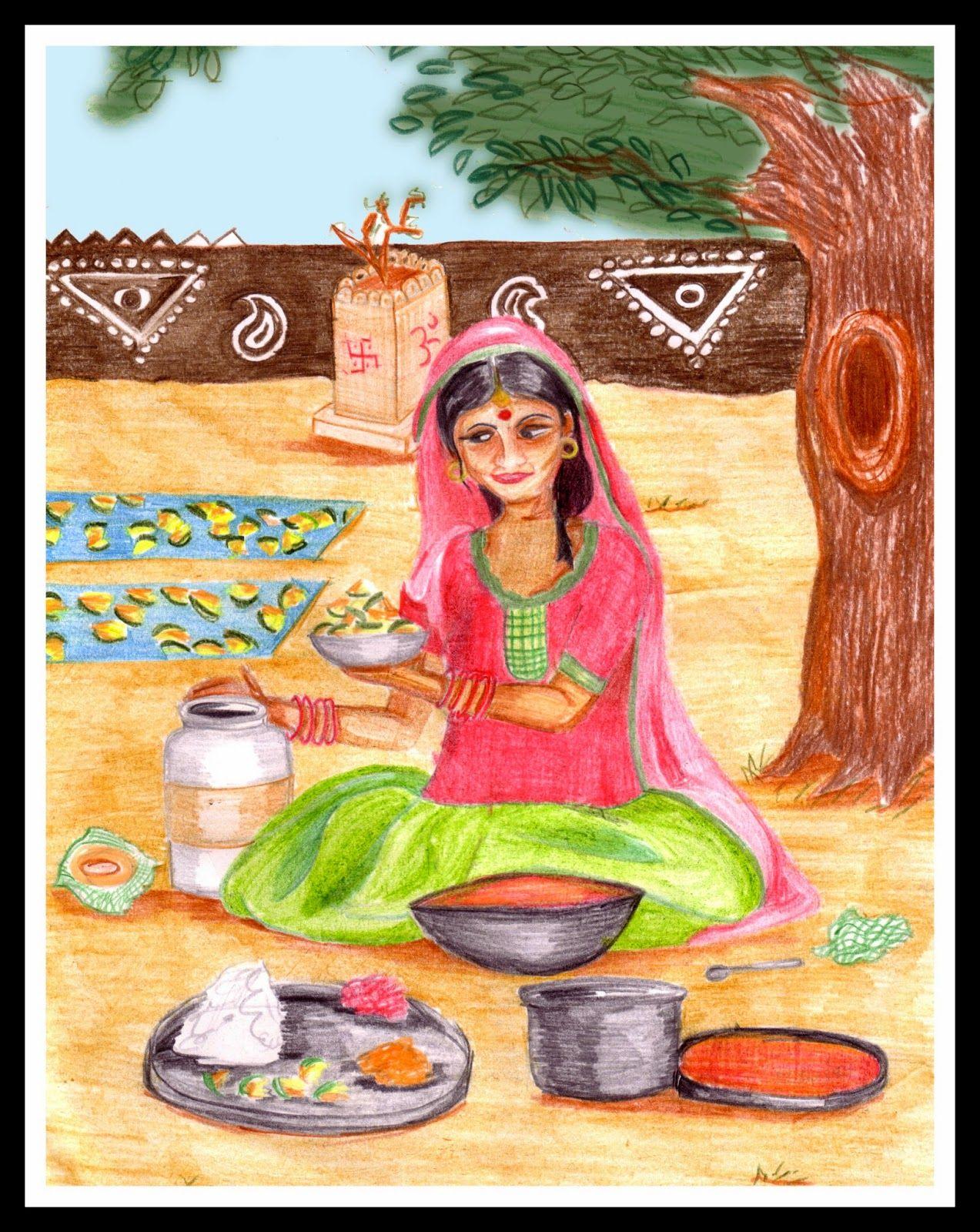Rushina Munshaw Ghildiyal Gujarati Chundo, Methambo and