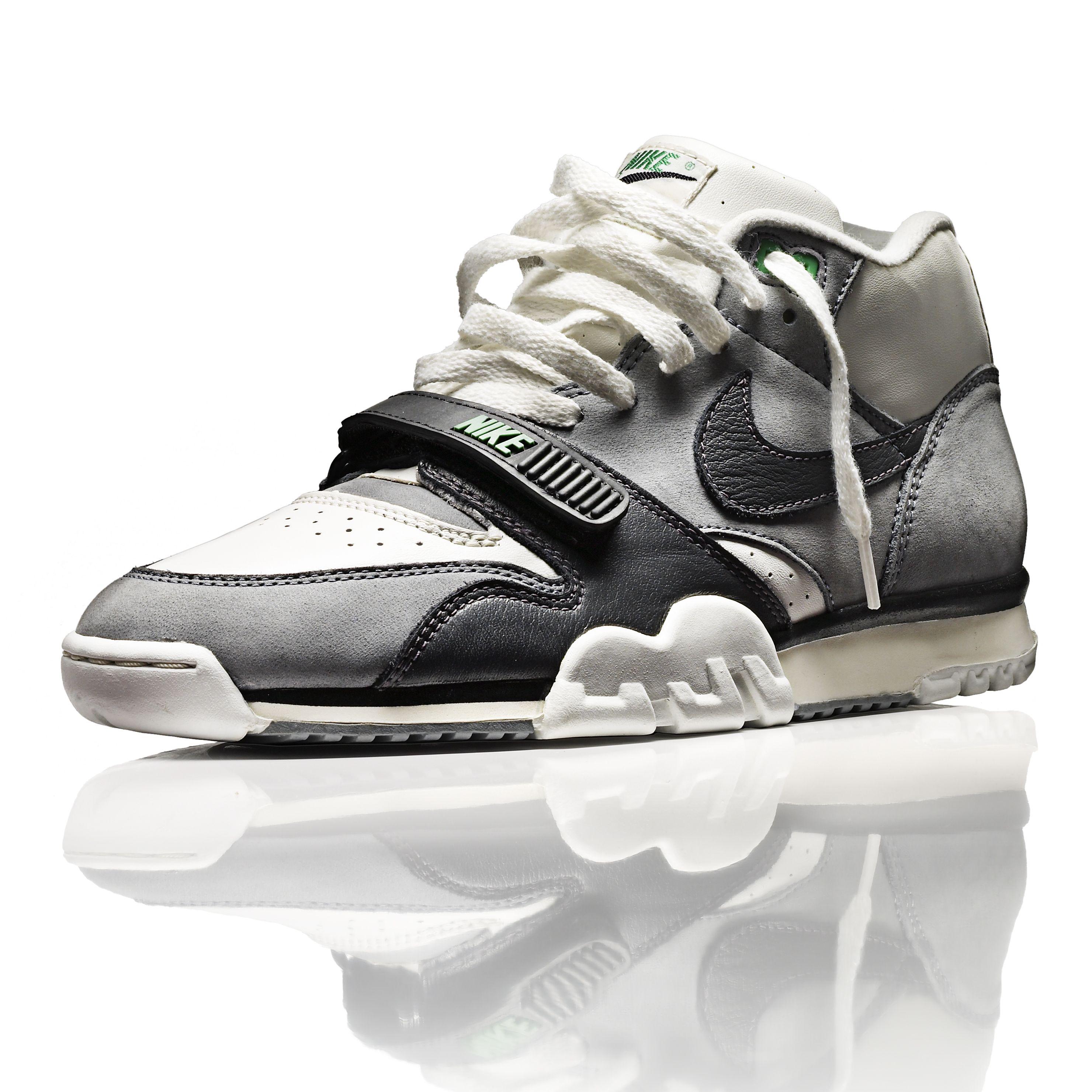 Zapatos de entrenamiento Nike Air Trainer Sc II Premium para hombre de la Cruz zNN7W