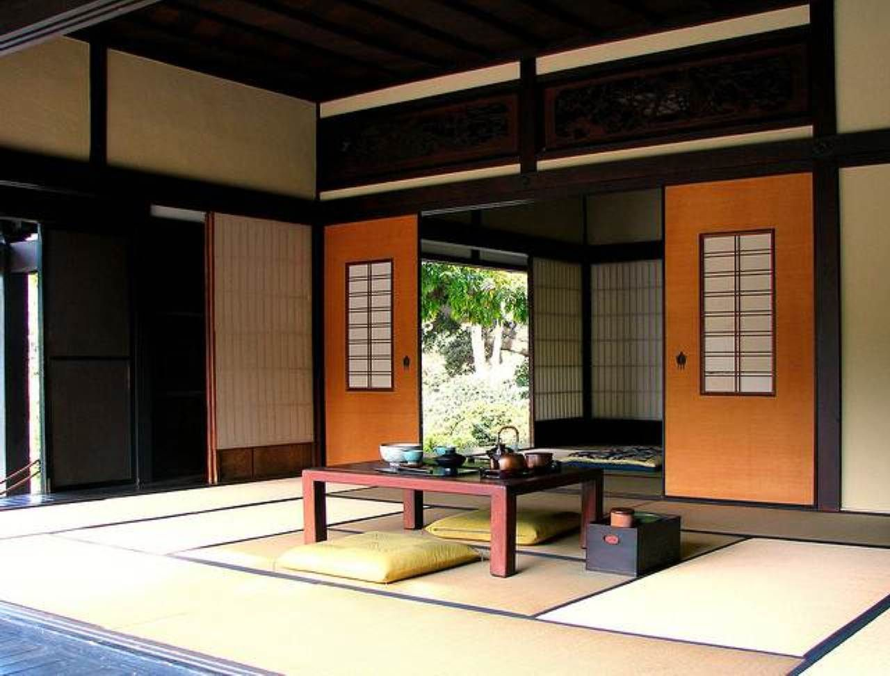 Japanese Interior Design Simplicity Beautiful Traditional Japanese House Design For The