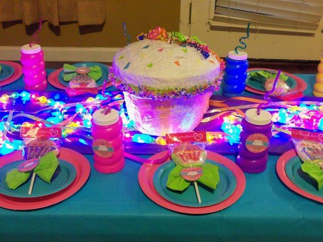 Katy Perrycupcakecandyland Birthday Sophias 11th Birthday