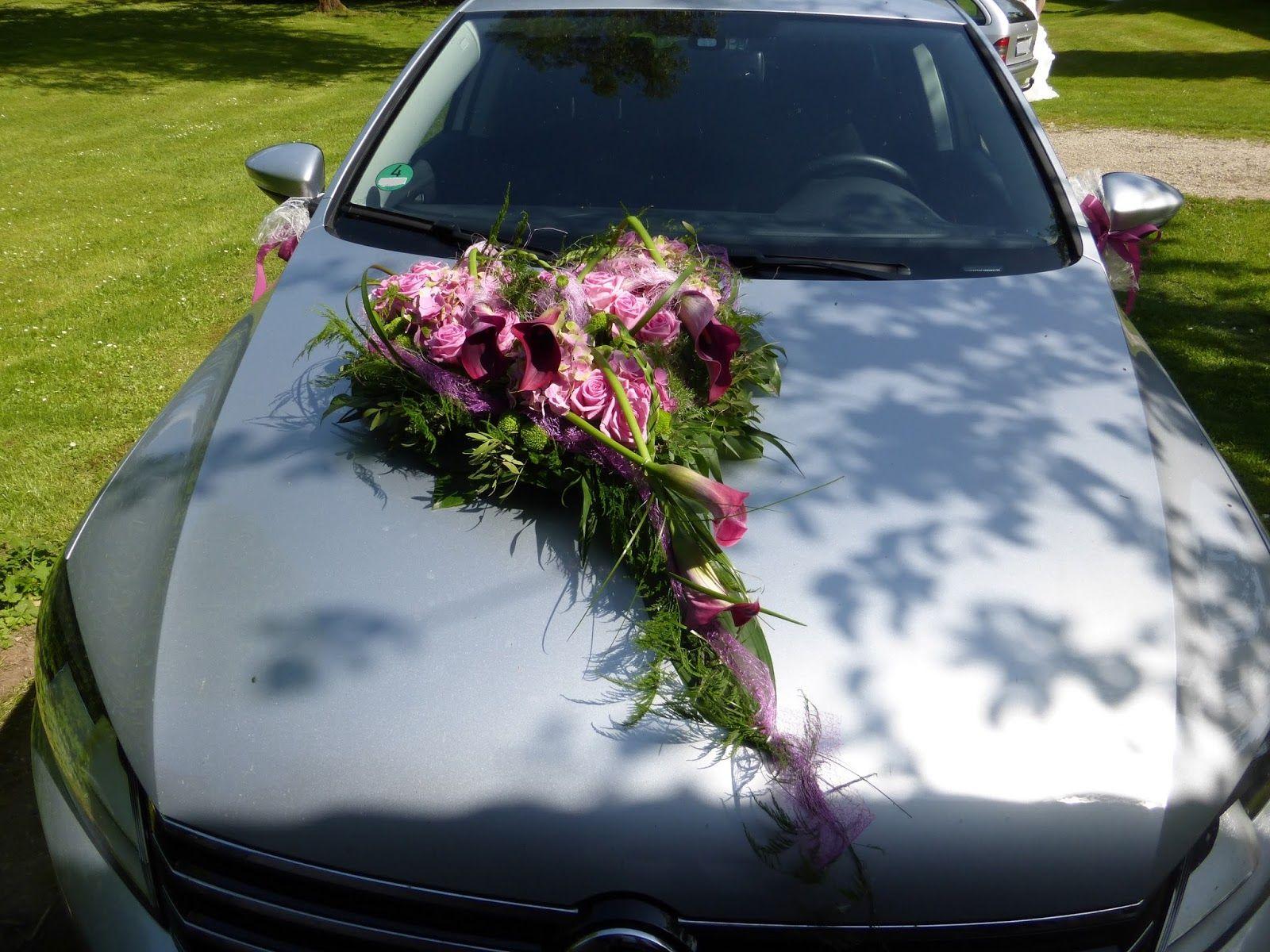 Hochzeitsblumenschmuck Auto Google Suche Wedding Car Decorations