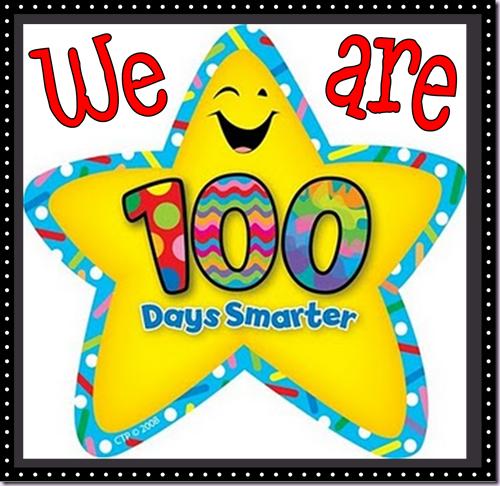 100 Days of School & 100 Days Smarter ) Class room
