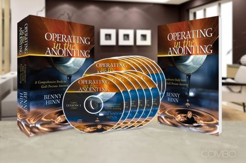Operating In The Anointing Combo Benny Hinn Ministries Understanding The Bible Benny Hinn Bible Study