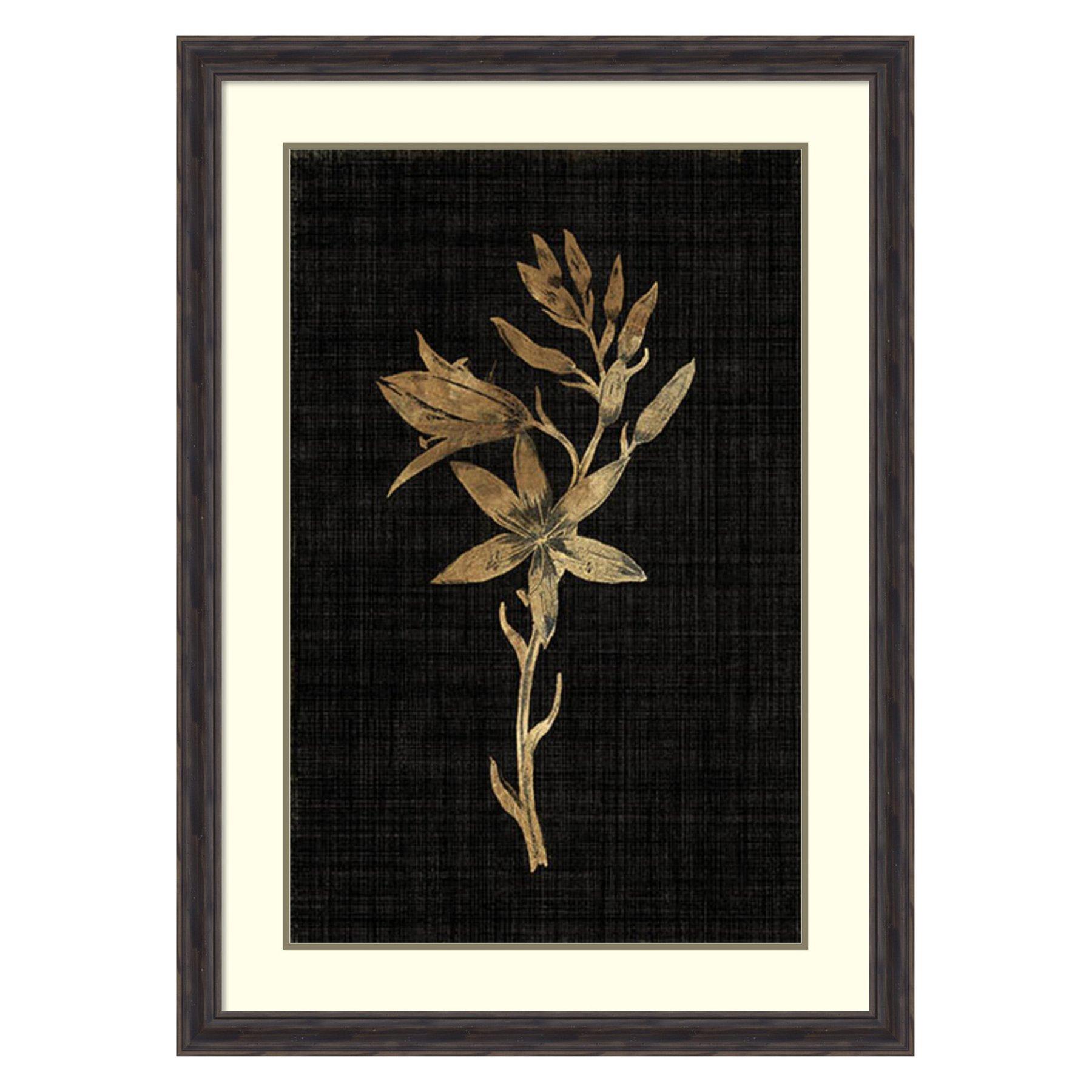 Amanti Art Camass And Wild Hyacinth Framed Wall Art