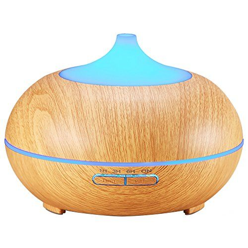 Amir 300ml Colorful Ultrasonic Humidifier Aroma Diffuser Https Www Amazon Co Uk Dp B0185hl1d4 Ref Aromatherapy Diffusers Color Changing Led Oil Diffuser