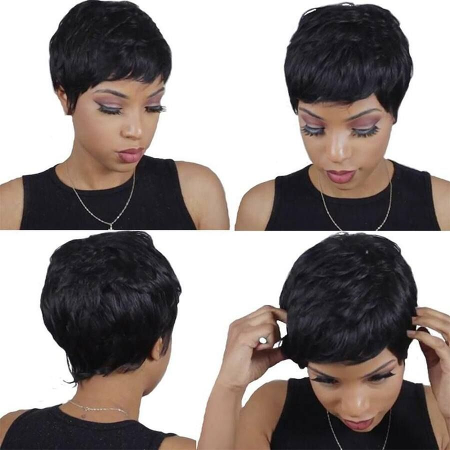 100 Indian Hair Hh Tara Weaving Weft 27 Pcs Weave Ebay In 2020 Hair Extensions For Short Hair Short Bob Wigs African American Wigs