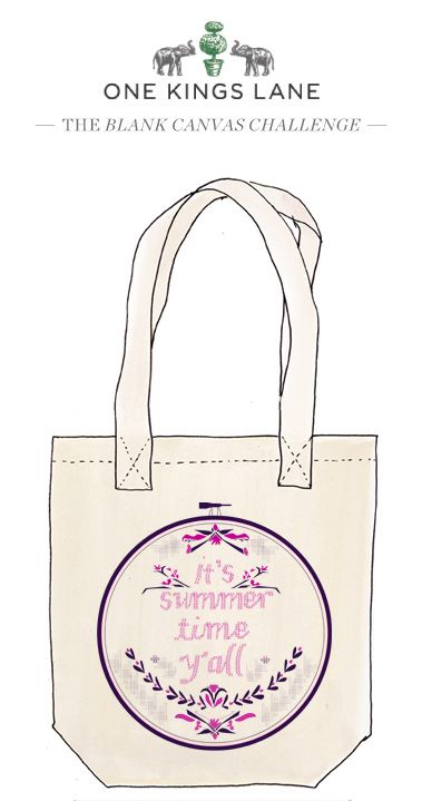 Love this tote by Corynne Pless? Cast your vote by re-pinning it!