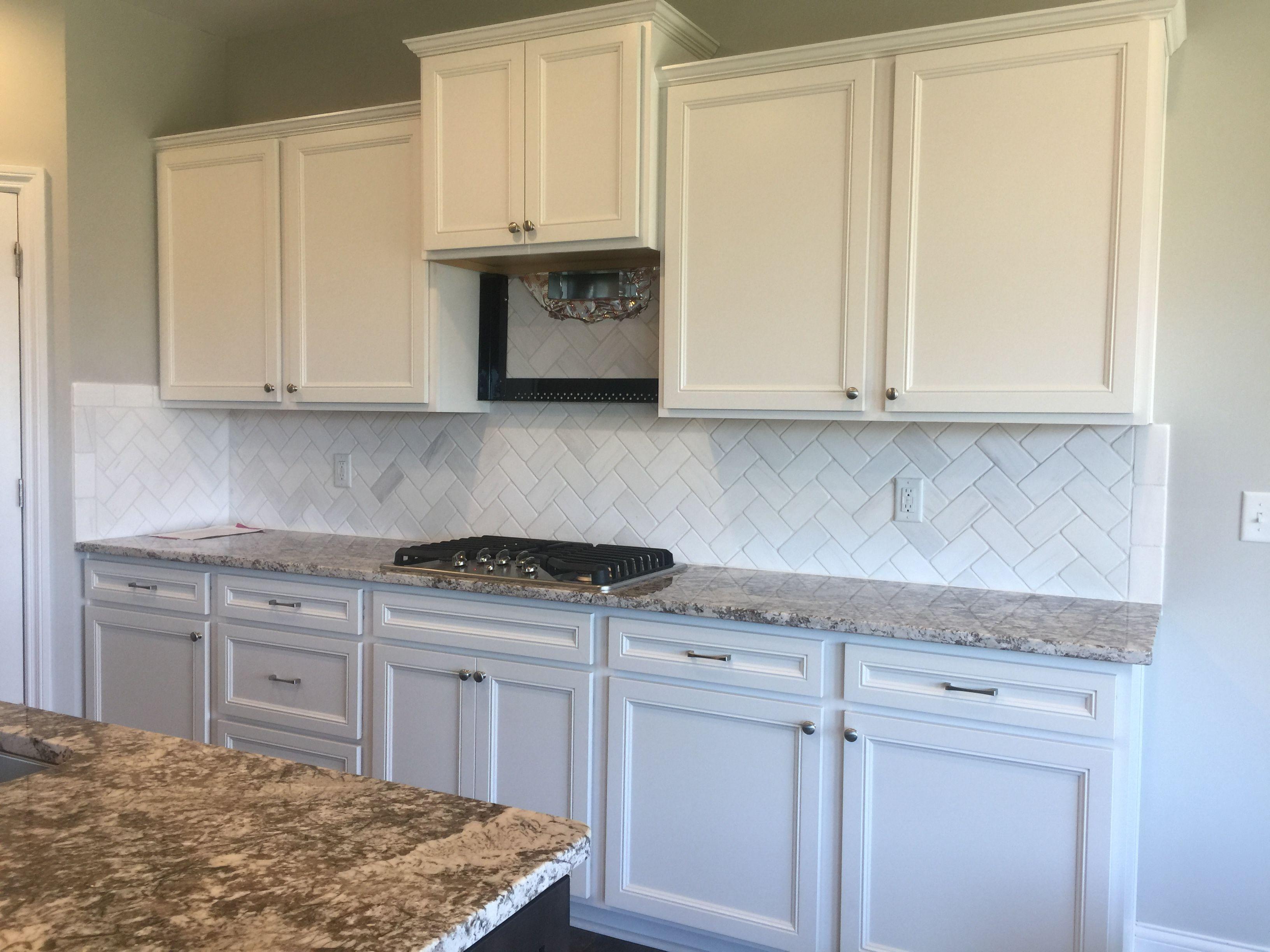 Landen Painted White 5 Pc Drawer Front Cabinet Kitchen Themes New Homes Kitchen Backsplash