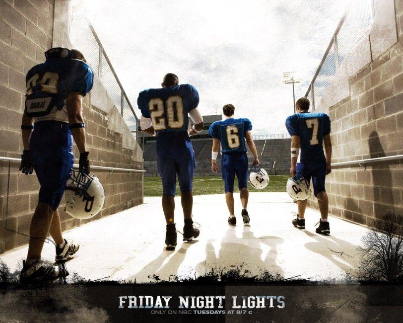 Friday Night lights ma série préférée ! 5 saisons !