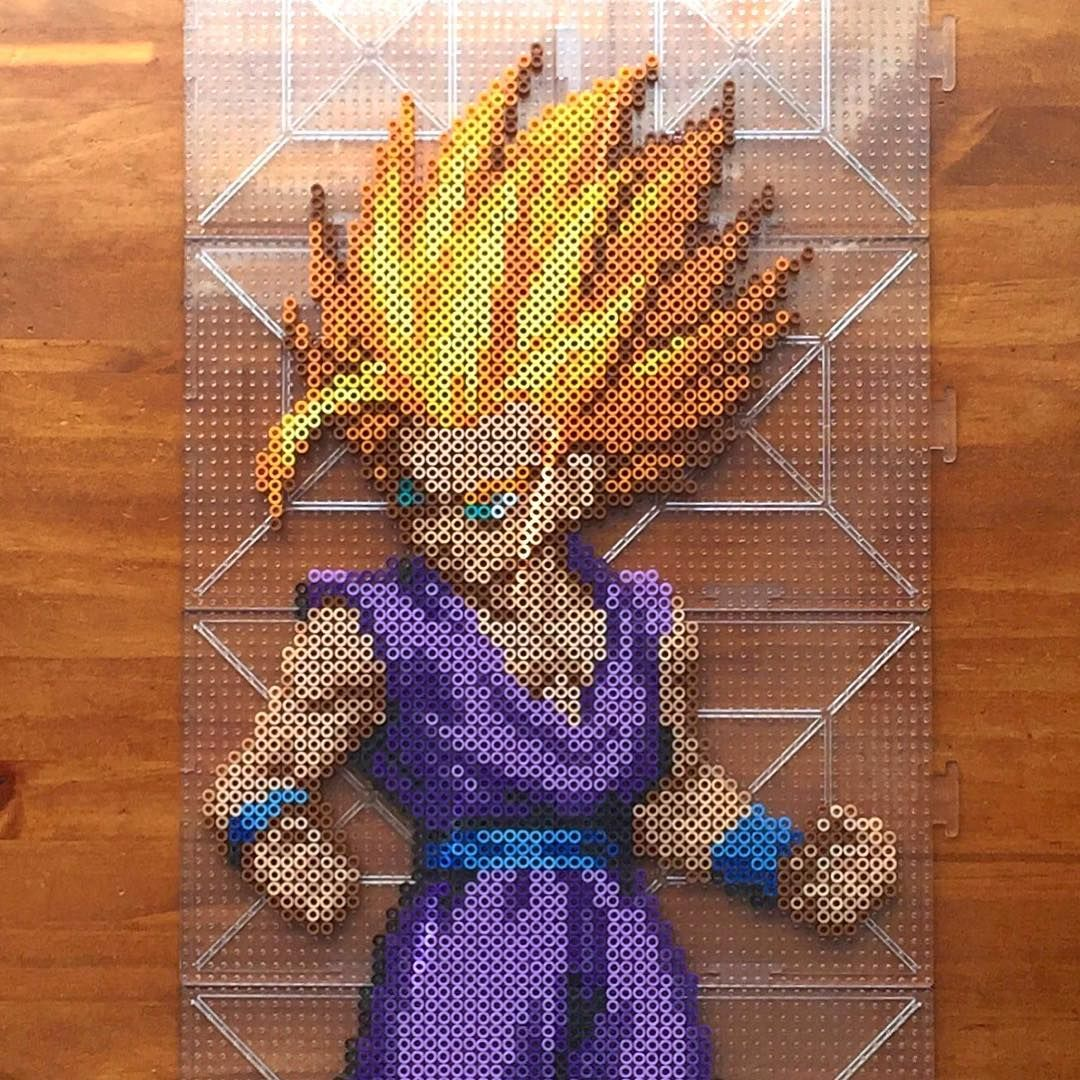 Tbt To This Awesome Super Saiyan 2 Gohan Artkal