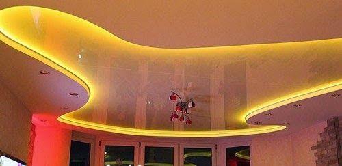Led False Ceiling Lights For Living Room Led Strip Lighting