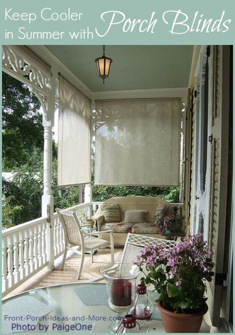 Porch Blinds Porch Shades Porch Awnings Coolaroo Shades Porch Shades Porch Home
