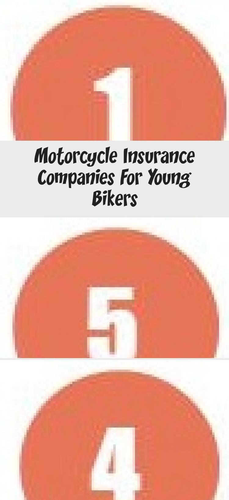 Motorcycle Insurance Companies For Young Bikers In 2020