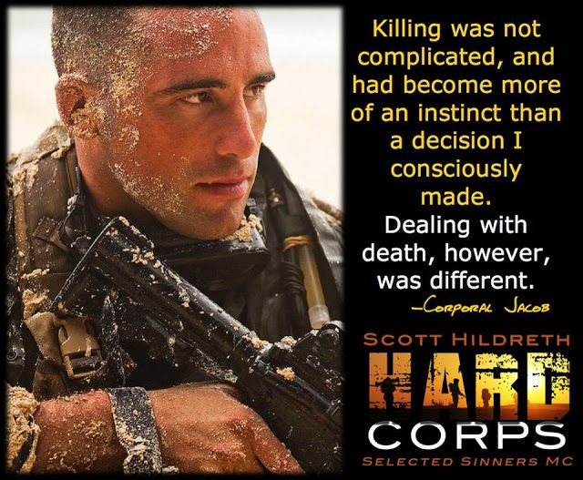 Hard Corps Selected Sinners Mc 7 By Scott Hildreth Teasers