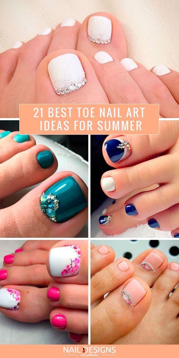 Toe Nail Art Is One Of The Best Ways To Make Your Feet Look Sexy And