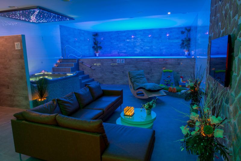 Relax Center Amstelveen Prive Lounge Sauna Relax Jacuzzi