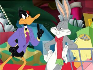 Daffy Duck and Bugs Bunny in Bah Humduck!: A Looney Tunes ...